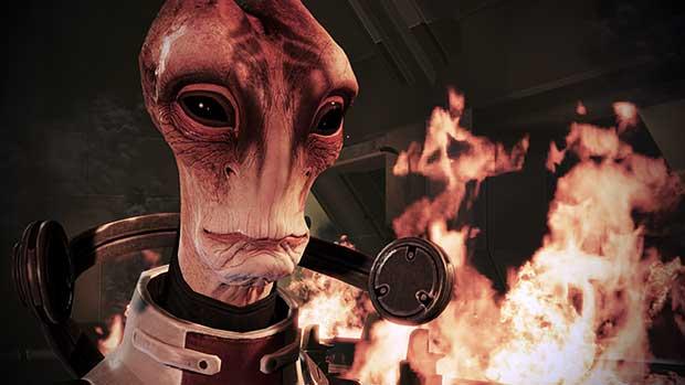 #4 Mass Effect 3