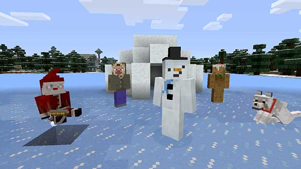 minecraft-holiday-update-xbox-360-release