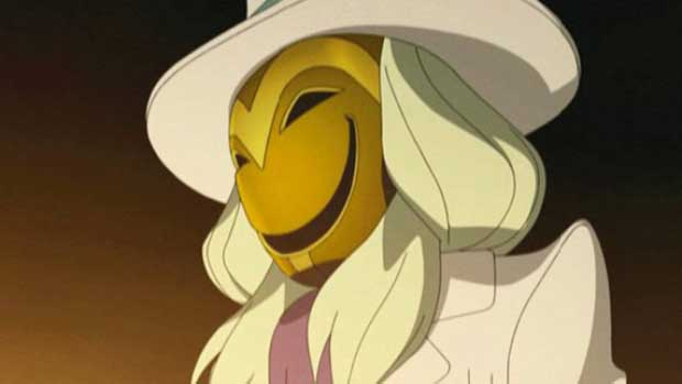 #22 Professor Layton and the Miracle Mask