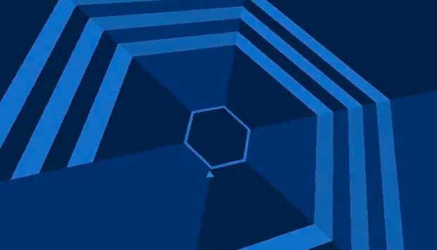 super hexagon game of the year