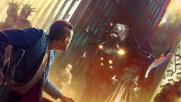 CD Projekt reveals Cyberpunk 2077 Videos  The Witcher 2 Cyberpunk 2077