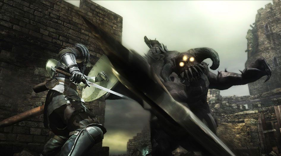 What we loved about Demon's Souls