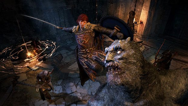 Capcom dishes on Dragon's Dogma: Dark Arisen Videos  Dragons Dogma Capcom