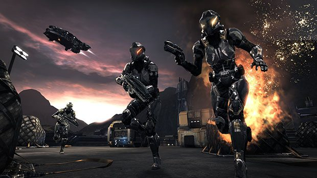 Dust 514 hits open beta on January 22nd PlayStation  PSN Dust 514