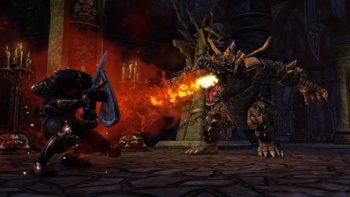 Elder Scrolls Online is a subscription MMO