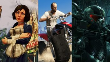 GTA V, Bioshock Infinite and others could boost games industry in 2013