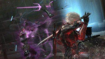 Raiden wasn't Kojima's first choice for Metal Gear Rising
