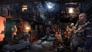 Metro Last Light is beautiful, here are the screens that prove it