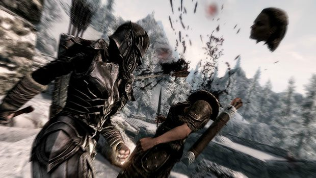 skyrim-beheaded-splat-violence-in-games