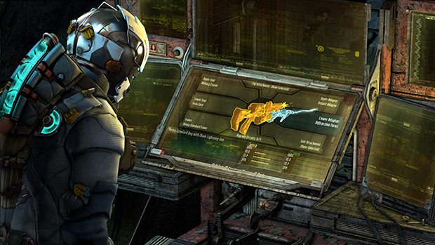 Dead Space 3 Infinite Resource Glitch was intentional says Visceral