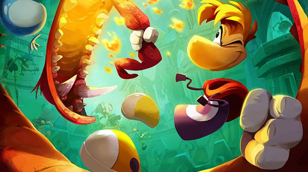 Rayman Legends Vita to Receive Missing Levels