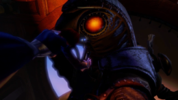 Bioshock Infinite takes a closer look at the Songbird