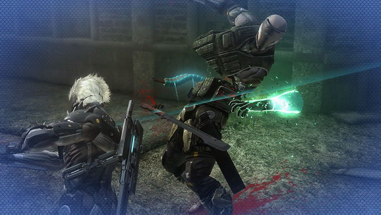 Reviews  Metal Gear Rising: Revengeance