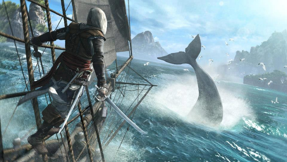Is there anything left to reveal for Assassins Creed 4: Black Flag?