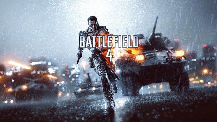 battlefield 4 vs modern warfare 4
