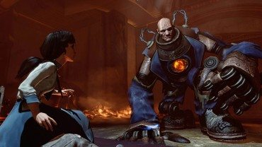 Bioshock Infinite Secret Mode discovered