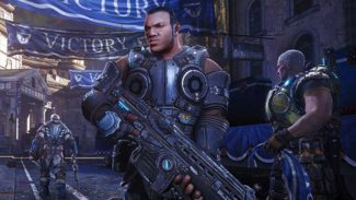 Gears of War Judgment offers double XP, for a price