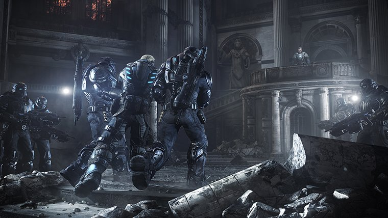 Gears of War: Judgment Review Reviews  Gears of War: Judgment