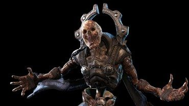 Epic Reaper featured in Gears of War: Judgment