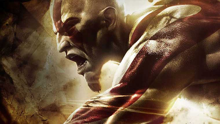 Sony Santa Monica teasing God of War 4 announcement for E3?