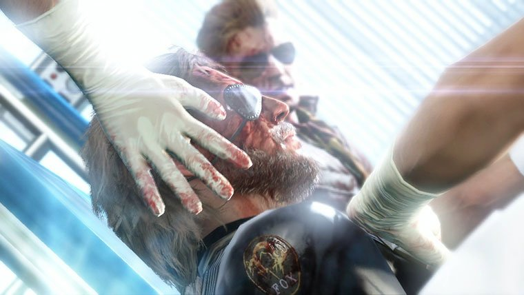 News  Metal Gear Solid: Ground Zeroes Metal Gear Solid V