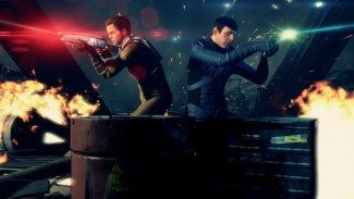 Star Trek: The Video Game Launch Trailer Sets Phasers For Hotness