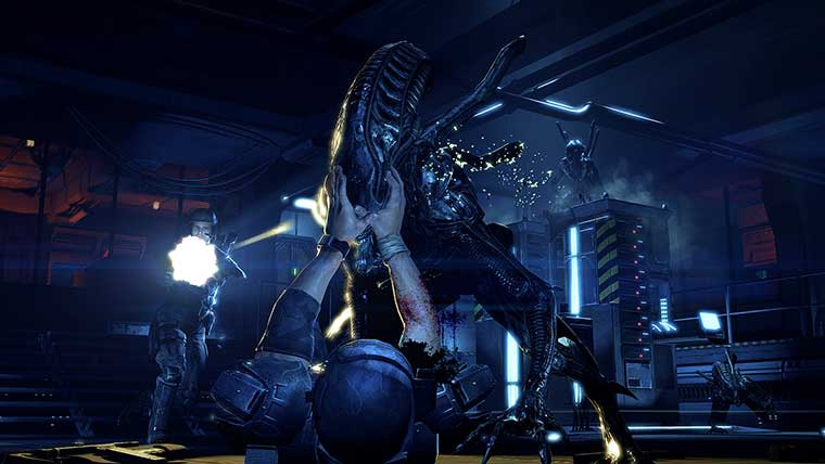 News  Aliens: Colonial Marines