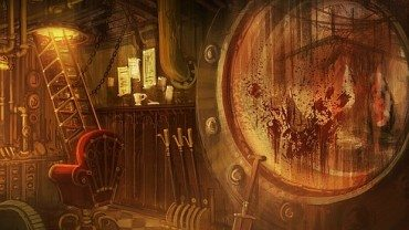 Dark New Images for Amnesia: A Machine for Pigs