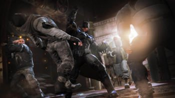 Batman: Arkham Origins loses voice behind the franchise News  Batman: Arkham Origins