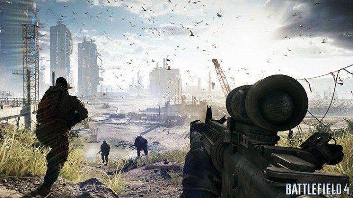 Rumors  Battlefield 4