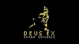 Eidos Montreal Reveals 8-Bit Deus Ex April Fools' Prank