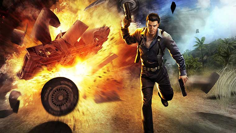 News  Xbox 720 PS4 Just Cause 3