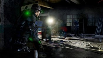 Splinter Cell: Blacklist confirmed for Wii U