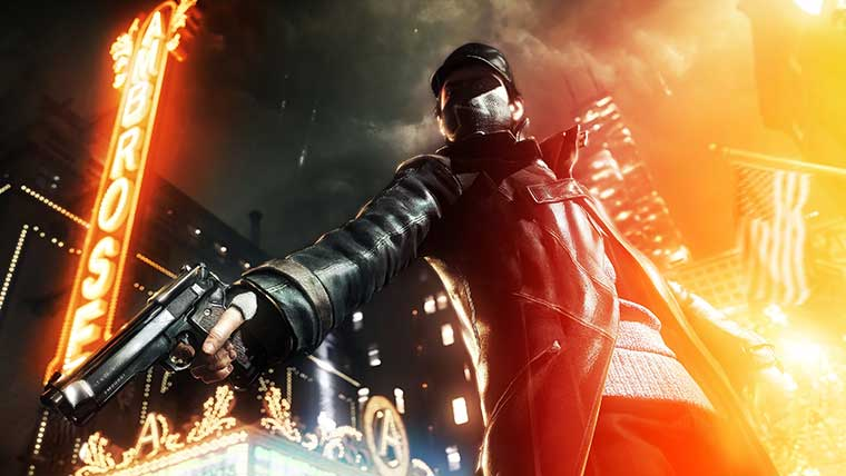 Watch Dogs  Contract Mode