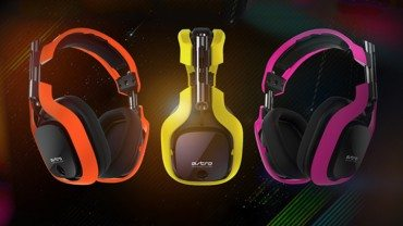 Astro Gaming Neon A40 Series
