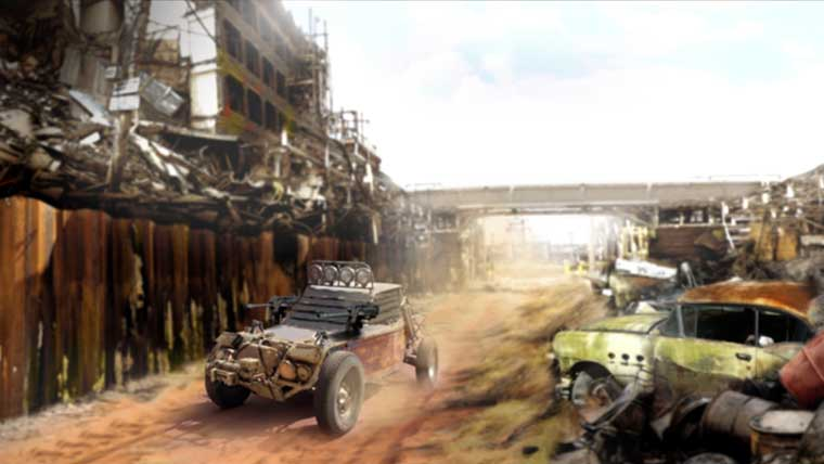 Twisted Metal creator moving on to make a new car combat game
