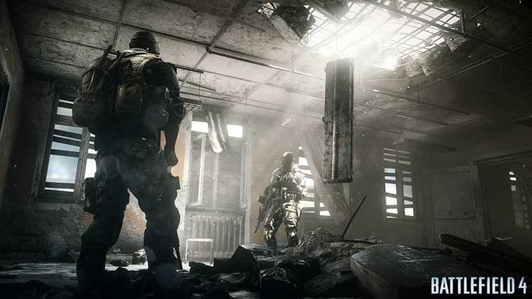 Screenshots  Battlefield 4