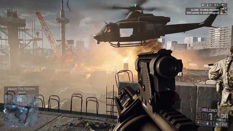 Battlefield 4 free of online pass, what is the world coming to? News  Xbox 720 PS4 Battlefield 4