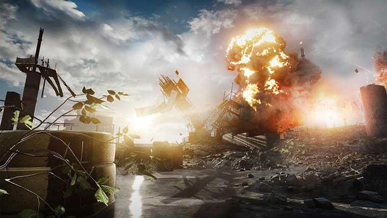 News  Xbox One Battlefield 4