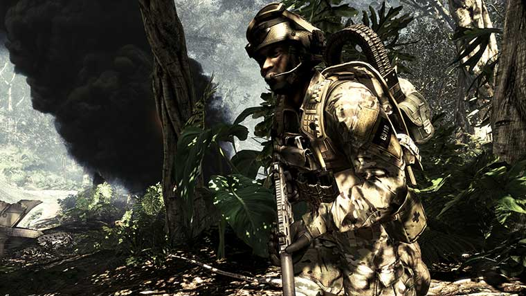 News  Xbox One Call of Duty: Ghosts