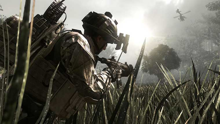 News  Xbox Call of Duty: Ghosts
