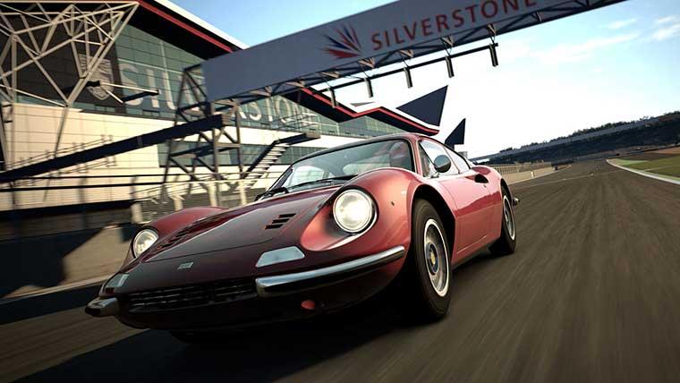News  PS4 Gran Turismo 6