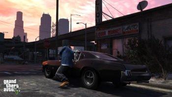Screenshots  GTA V