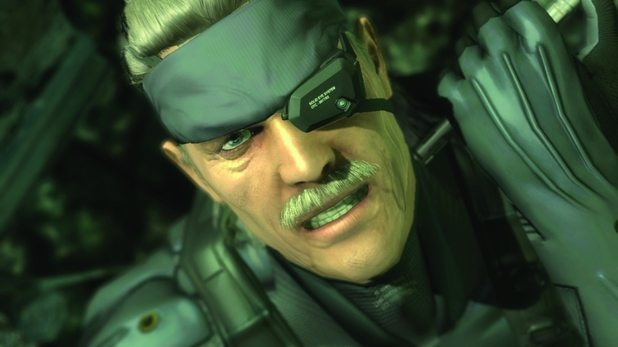 News  Metal Gear Solid V