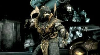 Injustice: Gods Among Us Adds Mortal Kombat's Scorpion as Next DLC Character