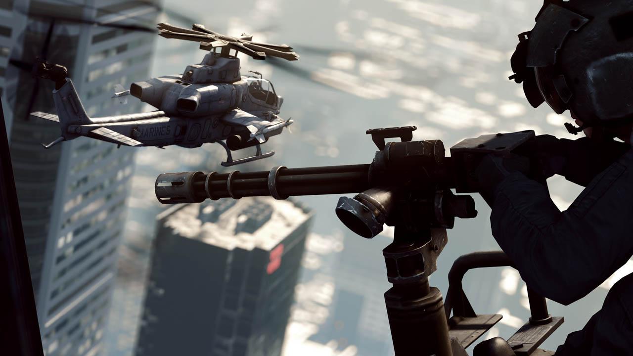Battlefield 4 will get practice range to test vehicles  News  Battlefield 4
