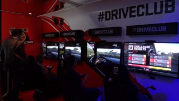 Hands on with the visually stunning racer on PS4: Drive Club