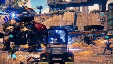 Bungie's version of Borderlands didn't seem their likely Destiny