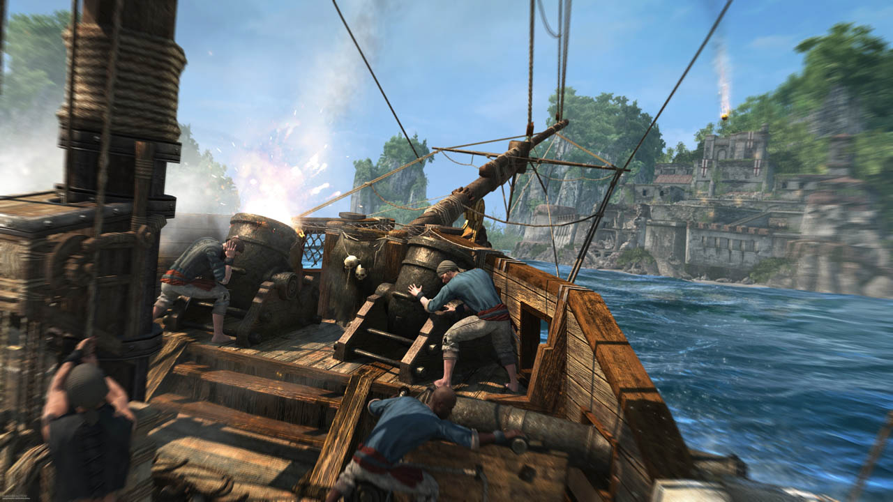 Assassin's Creed 4 Freedom Cry DLC Trailer