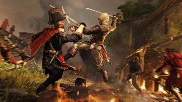 More Assassin's Creed 4 Gameplay Footage